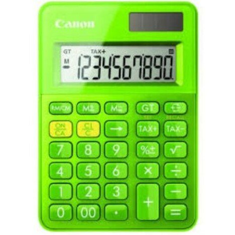 Calculator de birou Canon LS100KMGR 10 Digits